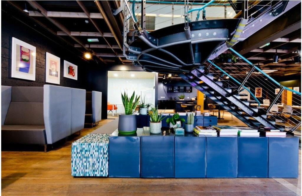 Biophilic Design: Sustainability is Big for Corporate Real Estate, Design