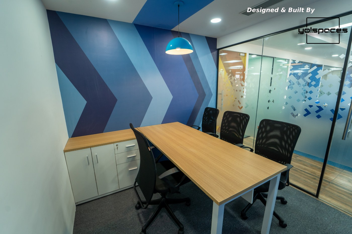 Manager Cabin